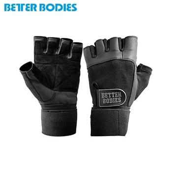 Better Bodies Gym Wrist Wrap Gloves