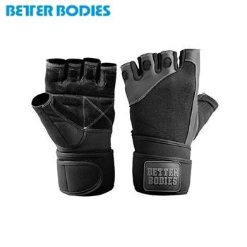Better Bodies PRO Wrist Wrap Gloves