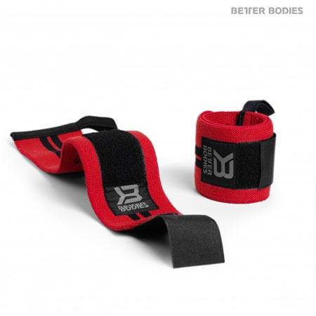 Better Bodies Wrist Wraps 18 Red