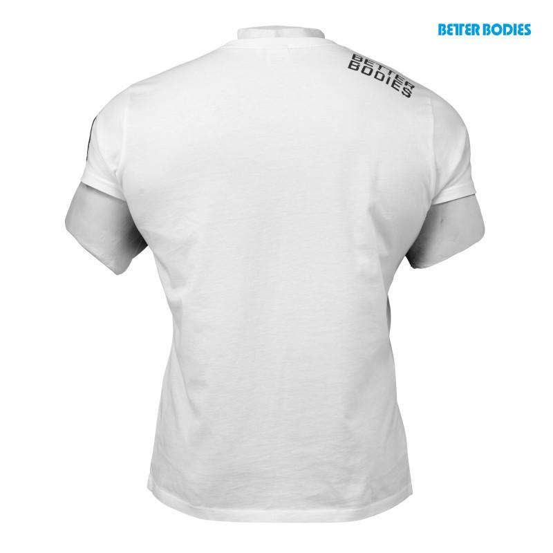 Better Bodies N.Y. Rough Tee white
