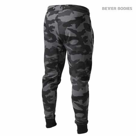Better Bodies Men's Tapered Joggers Camo