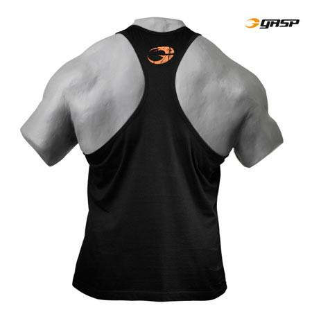 GASP Gym T-Back Tank