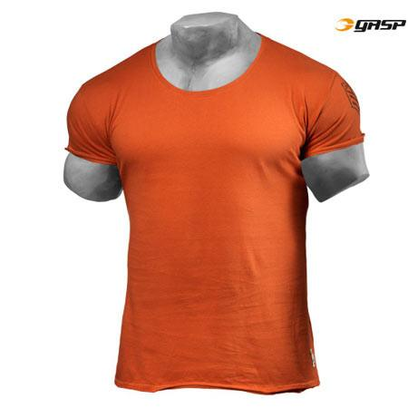 GASP BROAD STREET TEE ORANGE