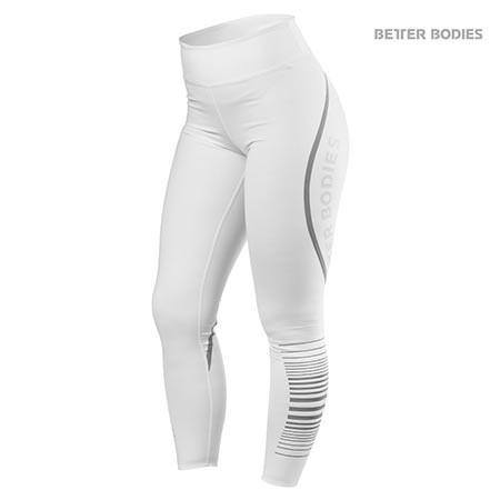 Better Bodies High Waist Madison Tights white