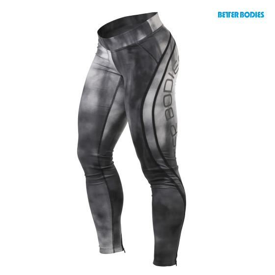 Better Bodies Grung tight leggins in Steel Grey