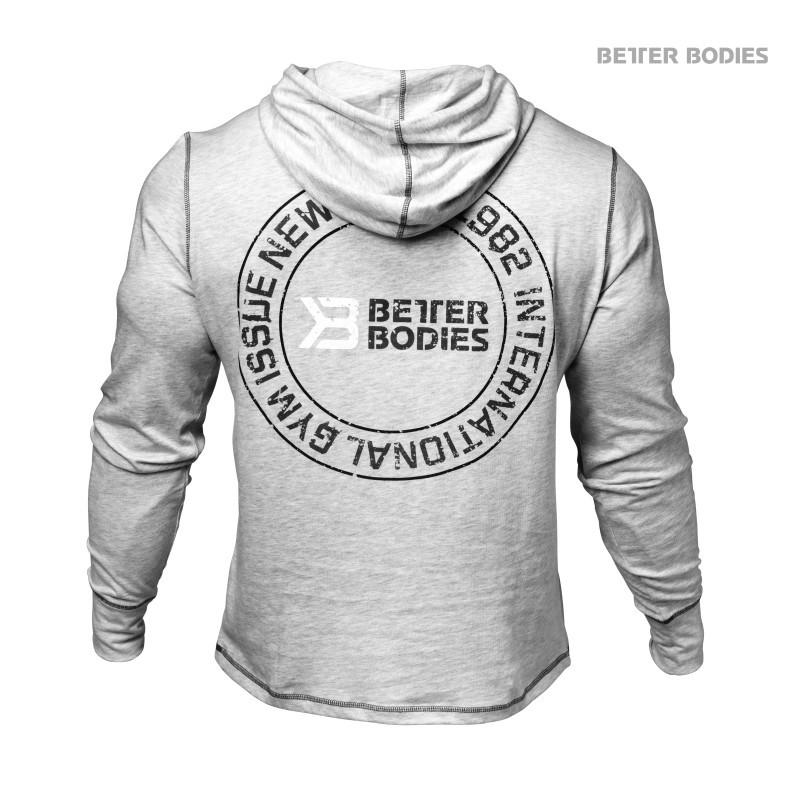 Better Bodies Cover-up Hood white