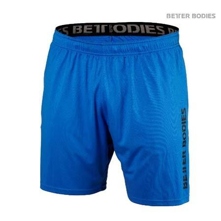 Better Bodies Loose Function Shorts Blue