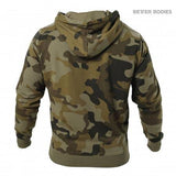 Better Bodies Gym Hoodie Camo