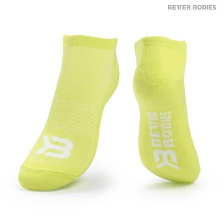 Better Bodies Unisex Short Socks 2-Pack