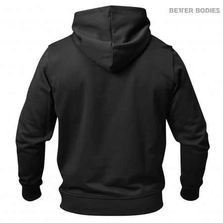 Better Bodies Brooklyn Zip Hoodie black
