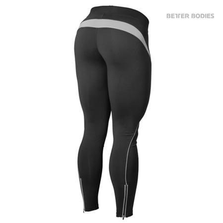 Better Bodies Women's Tights black