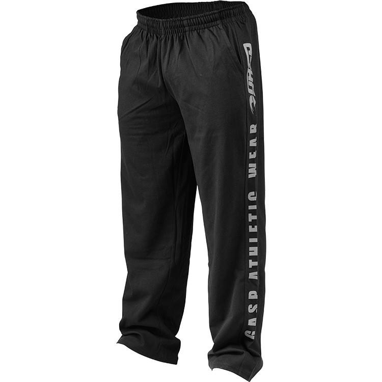 GASP Jersey Training Pant black