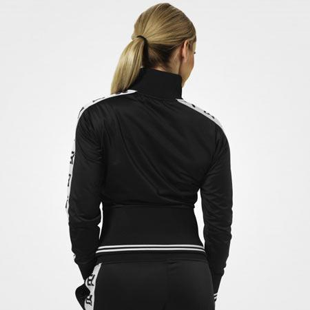 Better Bodies Trinity Track Jacket black