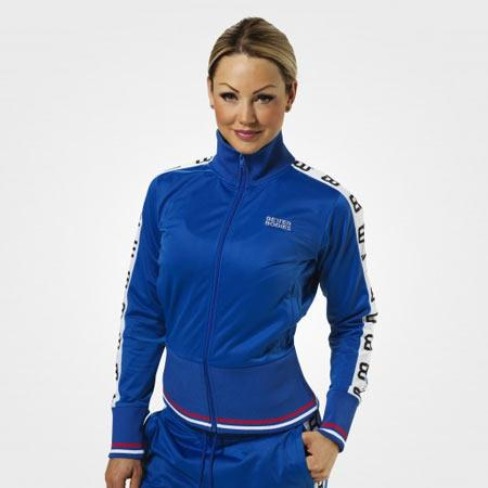 Better Bodies Trinity Track Jacket blue