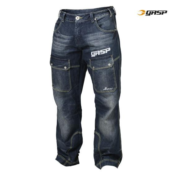 GASP Baggy Denim Pocket II