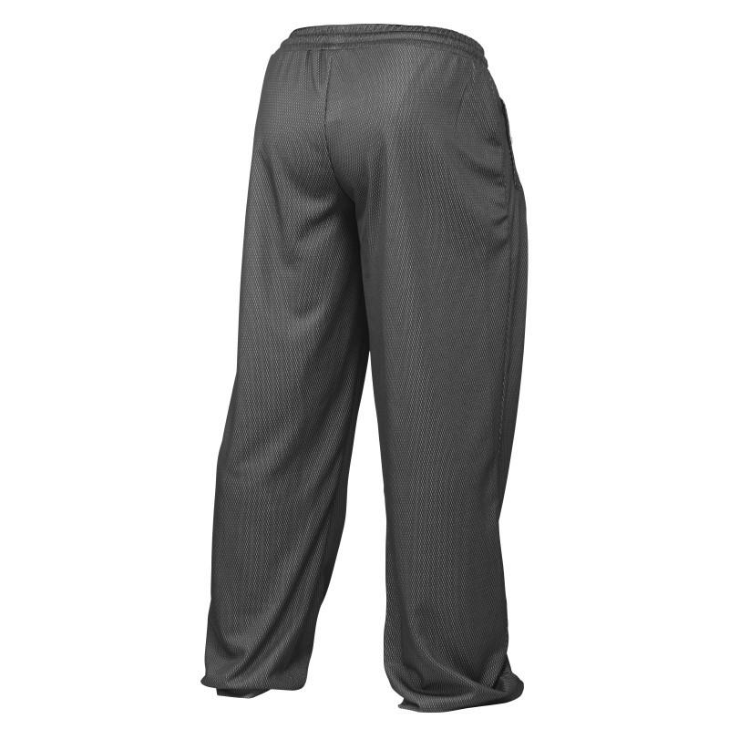 GASP Men's Ultimate Mesh Pants black
