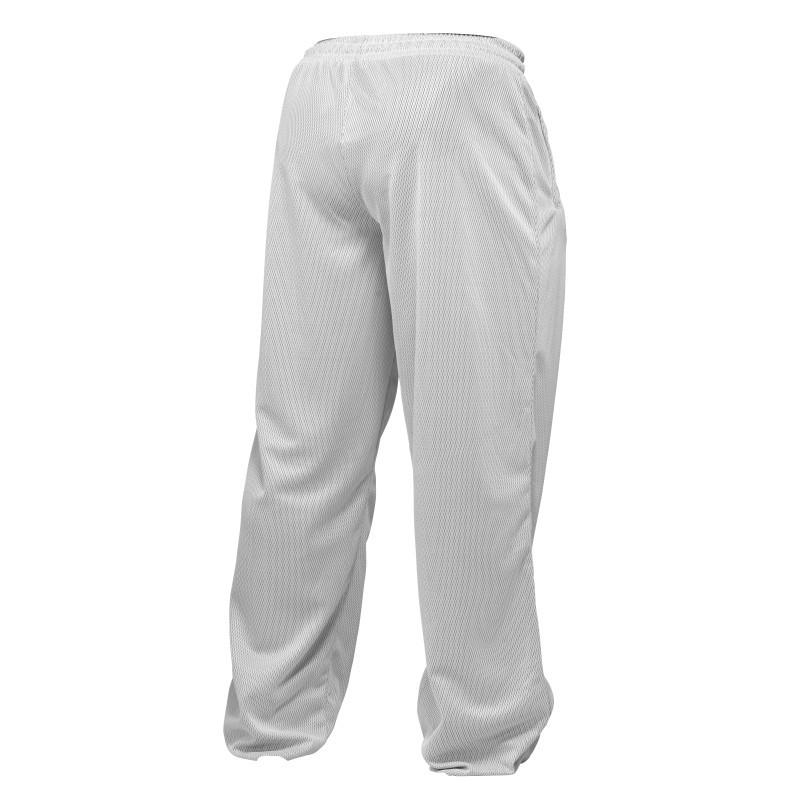 GASP Men's Ultimate Mesh Pants white