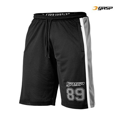GASP MESH SHORTS black