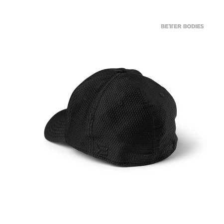 Better Bodies Black Flex Cap