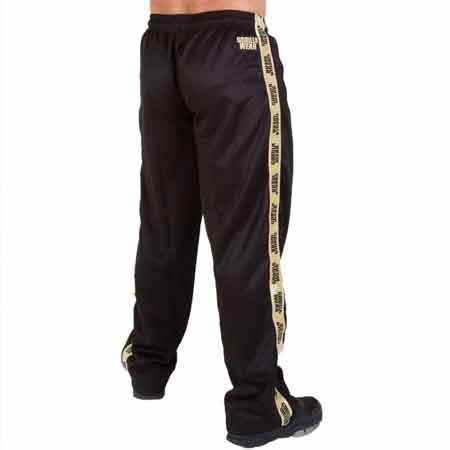 Gorrilla Wear Track Pants - Gold Edition
