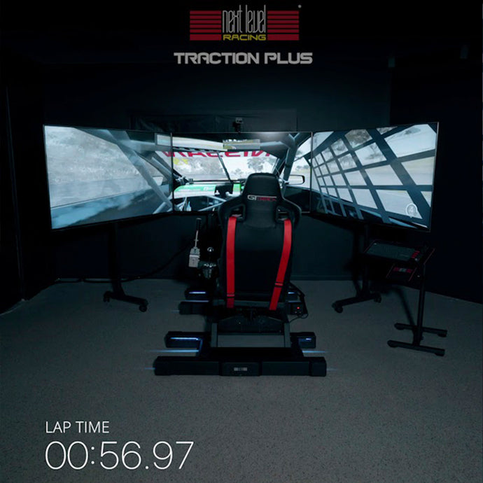 Next Level Racing Traction Plus motion platform... the journey