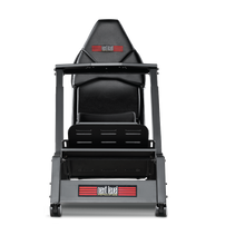 Load image into Gallery viewer, Next Level Racing F-GT Formula and GT Simulator Cockpit – Matte Black