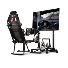 Load image into Gallery viewer, Next Level Racing F-GT Lite Racing Cockpit - Formula and GT Simulator