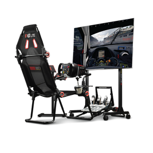 Next Level Racing F-GT Lite Racing Cockpit - Formula and GT Simulator