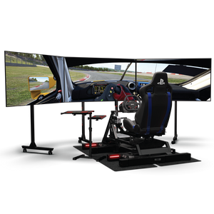 Next Level Racing GTtrack- PlayStation Edition Simulator Cockpit
