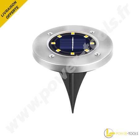 LEDS SOLAIRES JARDIN | POWER-LIGHT™