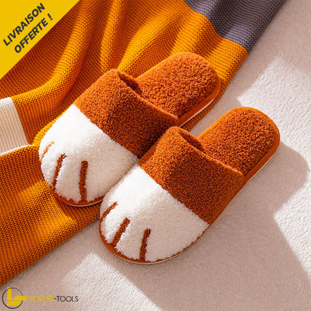 CHAUSSONS PATTES DE CHAT | POWER-CAT™