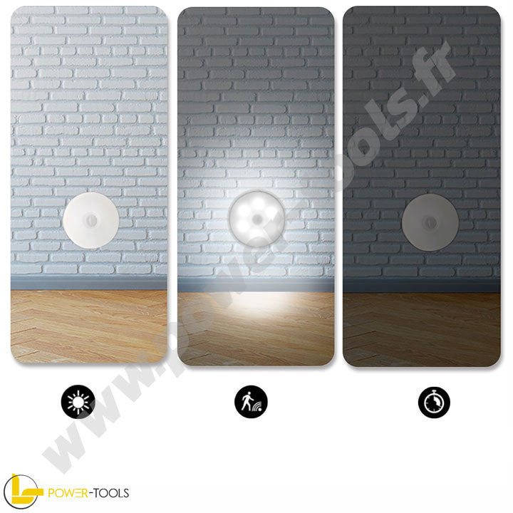 LEDS DÉTECTION DE MOUVEMENTS | MOON-LIGHT™