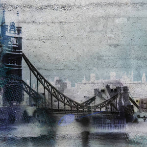 Komar London Fotobehang 368x127cm | Yourdecoration.be