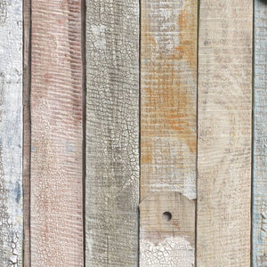 Komar Vintage Wood Fotobehang 184x254cm | Yourdecoration.be