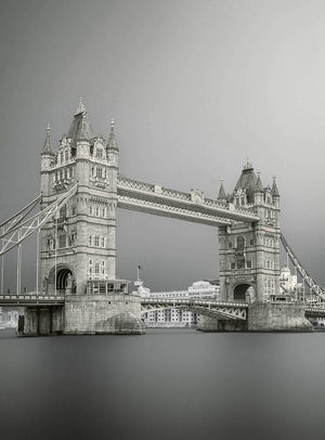Wizard+Genius Tower Bridge London Vlies Fotobehang 192x260cm 4-banen | Yourdecoration.be