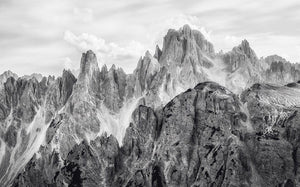 Komar Peaks Vlies Fotobehang 400x250cm 4-banen | Yourdecoration.be