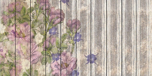 Komar Vintage Rose Vlies Fotobehang 500x250cm 5-banen | Yourdecoration.be