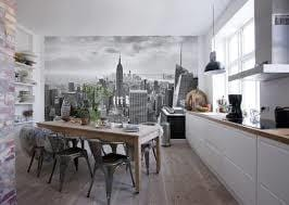 Komar NYC Black and White Fotobehang 368x254cm | Yourdecoration.be
