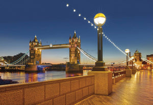 Komar Tower Bridge Fotobehang 368x254cm | Yourdecoration.be