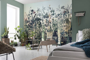 Komar Urban Jungle Fotobehang 368x254cm | Yourdecoration.be