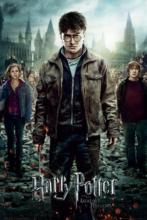 GBeye Harry Potter 7 Part 2 Poster 61x91,5cm | Yourdecoration.be