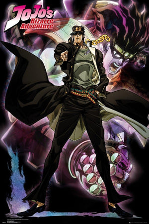 GBeye JoJo s Bizarre Adventure Stardust Crusaders Poster 61x91,5cm | Yourdecoration.be