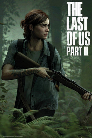 GBeye The Last of Us 2 Ellie Poster 61x91,5cm | Yourdecoration.be