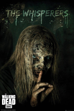 GBeye The Walking Dead The Whisperers Poster 61x91,5cm | Yourdecoration.be
