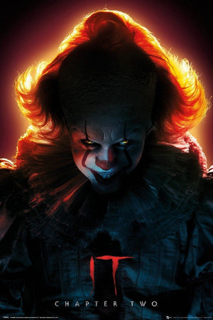 GBeye IT Chapter 2 Pennywise Poster 61x91,5cm | Yourdecoration.be
