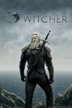GBeye The Witcher Teaser Poster 61x91,5cm | Yourdecoration.be