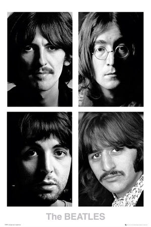 GBeye The Beatles White Album Poster 61x91,5cm | Yourdecoration.be