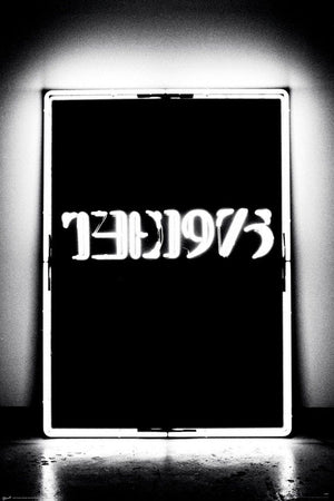 GBeye The 1975 Album Poster 61x91,5cm | Yourdecoration.be