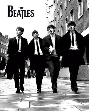 GBeye The Beatles In London Poster 40x50cm | Yourdecoration.be