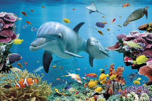 GBeye Tropical Underwater Ocean Poster 91,5x61cm | Yourdecoration.be